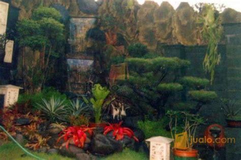 pemesanan taman kolam minimalis rumput gajah mini pusat