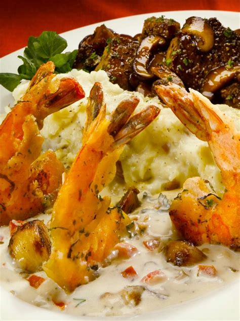 Dian Black Garlic shrimp sci and steak diane shrimp sci saut 233 ed with whole cloves of garlic white wine