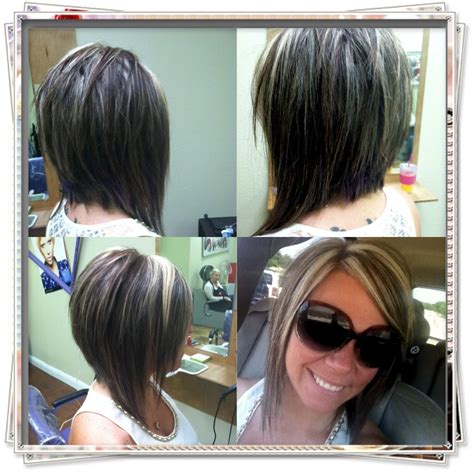 pics of swing bob haircuts swing bob cut color hairstyles pinterest swing