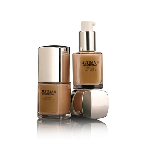 Makeup Base Ultima ultima ii wonderwear makeup liquid foundation mugeek