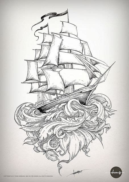 tall ship tattoo designs 25 best ideas about ship tattoos on ship