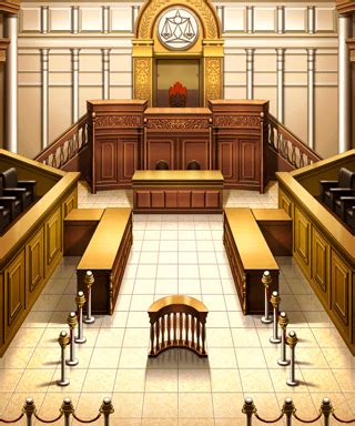 Ace Attorney Court Records Gk Contradictions Spoilers Prosecutor S Lobby Page 9