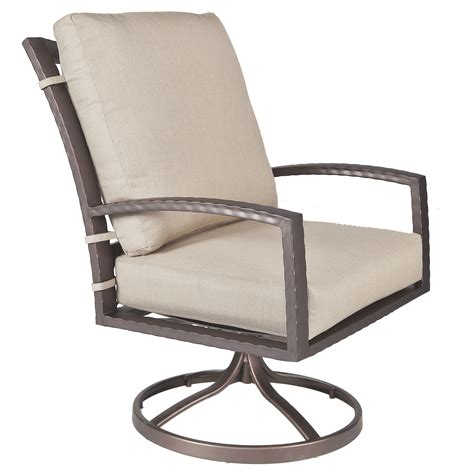 chaffie swivel club chair traditional dining chairs by on small living room table contemporary r sol club swivel rocker dining arm chair hauser s patio