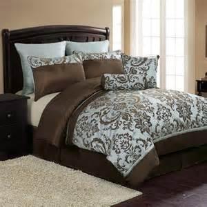 victoria classics daniella 8 piece flocked bedding