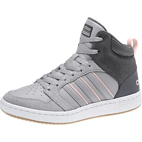 adidas womens basketball shoes adidas s cloudfoam hoops mid basketball shoes