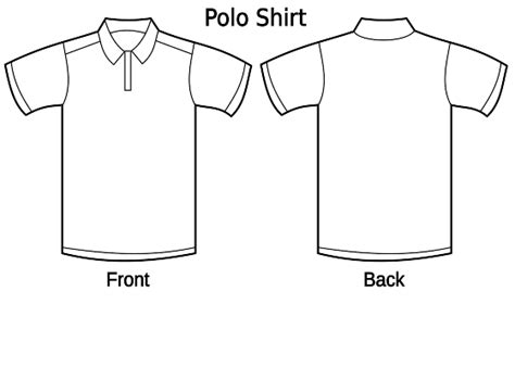polo design template white polo shirt template psd studio design gallery