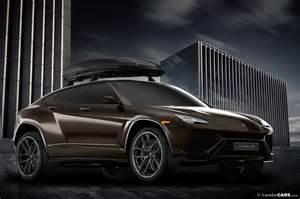 Lamborghini Urus Lamborghini Urus 6x6 And Production Model Rendered