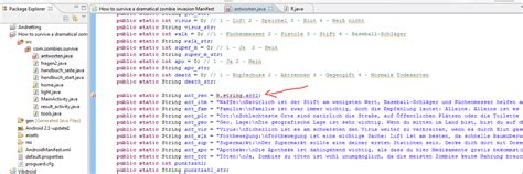 android layout xml string java strings in strings xml are causing problems in