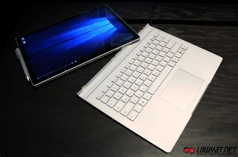 Microsoft Surface Book Malaysia on surface book the laptop from microsoft lowyat net
