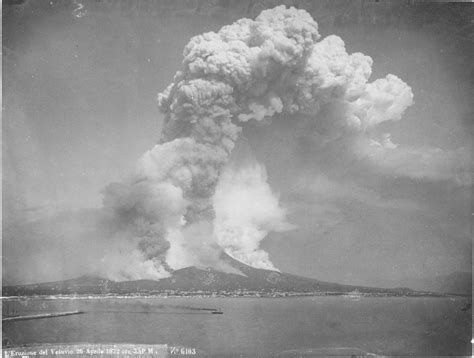 the eruption of vesuvius in 1872 classic reprint books was mount sinai a volcano ancient exodus
