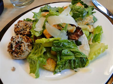 Fast Easy Dinner Salad With Saganaki by Mennonite Can Cook What S For Dinner