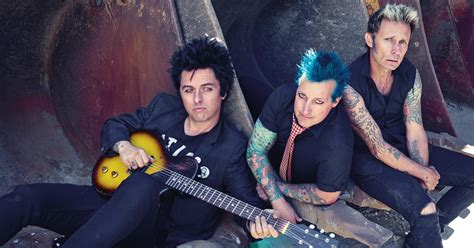 Green Day inside green day s revolutionary rebirth rolling