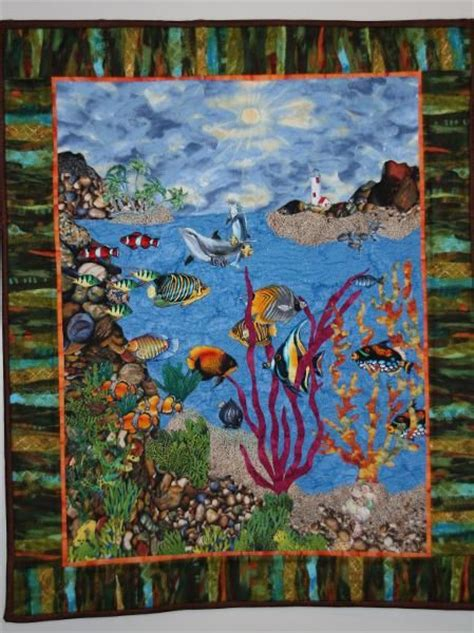 The Quilted Fish quilted fish quilts