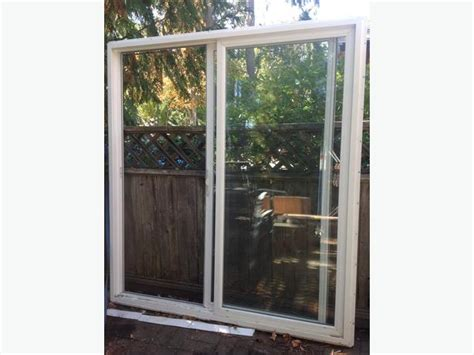 6 Ft Patio Doors 6 Ft Sliding Patio Door Central Saanich