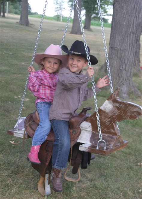 kids horse swing 17 best ideas about saddle swing on pinterest country