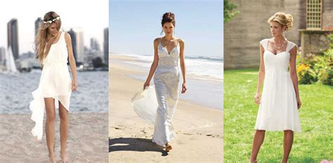 beach wedding dresses are cool and swanky ohh my my