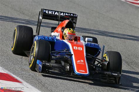Kaos Manor Racing Haryanto F1 haryanto manor circuit de catalunya 2016 183 f1 fanatic
