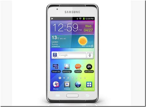 Hp Samsung Galaxy S Player Samsung Anuncia Galaxy S Player Wi Fi 4 2