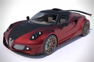 Alfa Romeo 4c Bonnet Alfa Romeo 4c Definitiva Hiconsumption