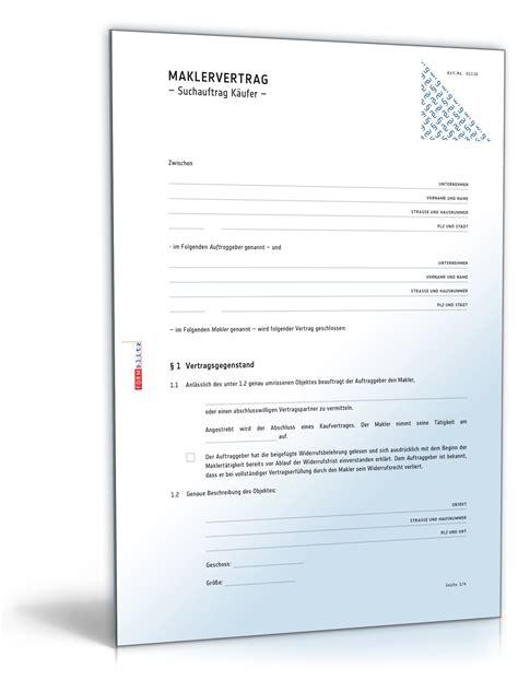 Rechnung Zahlen Englisch Maklervertrag Mit Suchauftrag