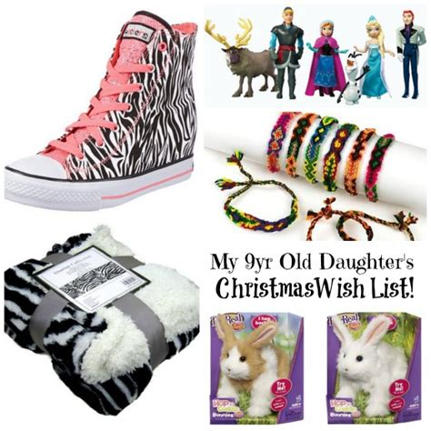 christmas gift ideas 9 year old girl christmas shopping