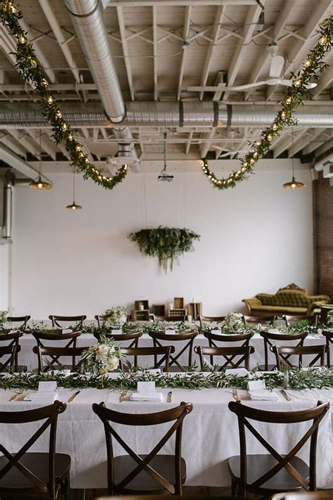 Best 25 Industrial Wedding Decor Ideas On
