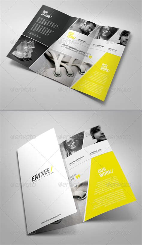 business tri fold brochure templates 25 top notch psd tri fold brochure templates for business
