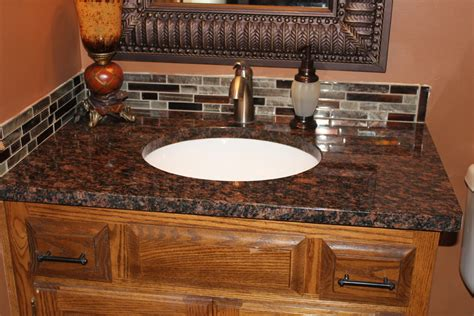 brown granite countertops city granite bathroom backsplash ideas house decor ideas