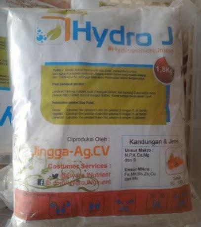Pupuk Ab Mix Untuk Aquascape hydro j nutrisi tomat 5 l pekatan 1 8 kg jual tanaman