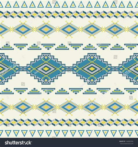 seamless aztec pattern aztec seamless pattern vintage soft colors can be used