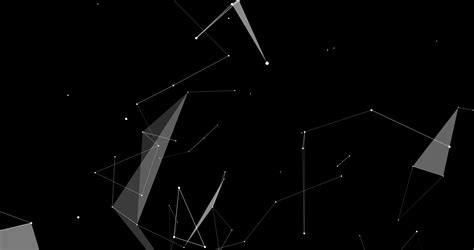 after effect motion graphics templates whitedots 187 plexus style loop rotate animation cycle white dots and