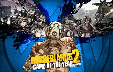 Borderlands Of The Year Edition Cd Key Steam borderlands 2 of the year edition pc steam cd key sila
