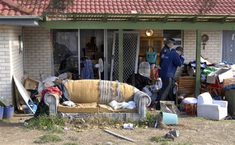 junk house children living among faeces and rubbish court told national smh com au