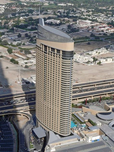 The Address Dubai Mall Picture Of The Address Dubai Mall The Address Dubai Mall Facts Ctbuh Skyscraper Database