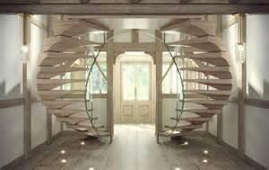 Free Standing Stairs Design Scale Di Design Esclusive Scale In Vetro Scale Interne Moderne Siller Scale