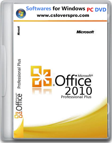 Microsoft Office Professional 2010 by Microsoft Office Professional Plus 2010 Version Free