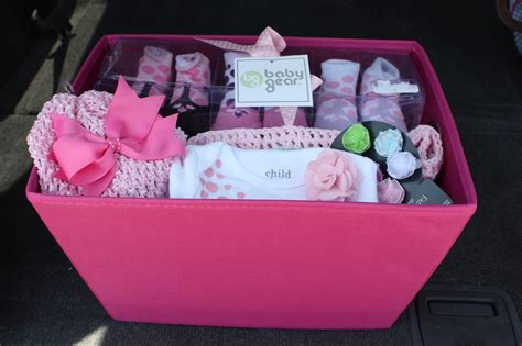 Baby Shower Gidts by A Crafty Escape Baby Shower Gifts