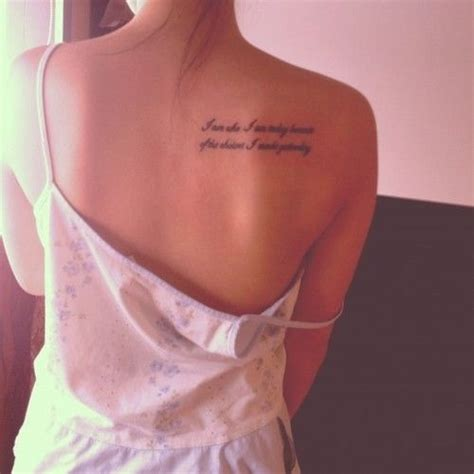 joint tattoo quotes 40 simple quote tattoo designs 2 tattoos for girls