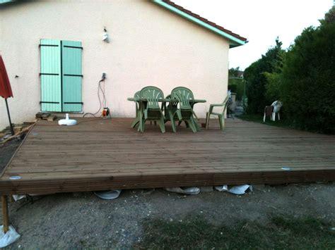 x press terrasse fabriquer une terrasse en bois je fais moi m 234 me
