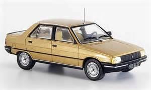Renault 9 Gtl Renault 9 Miniature Gtl Or 1985 Ixo 1 43 Voiture