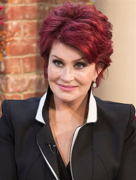 recent sharon osbourne hairstyle 2014 sharon osbourne haircut 2014 short hairstyle 2013