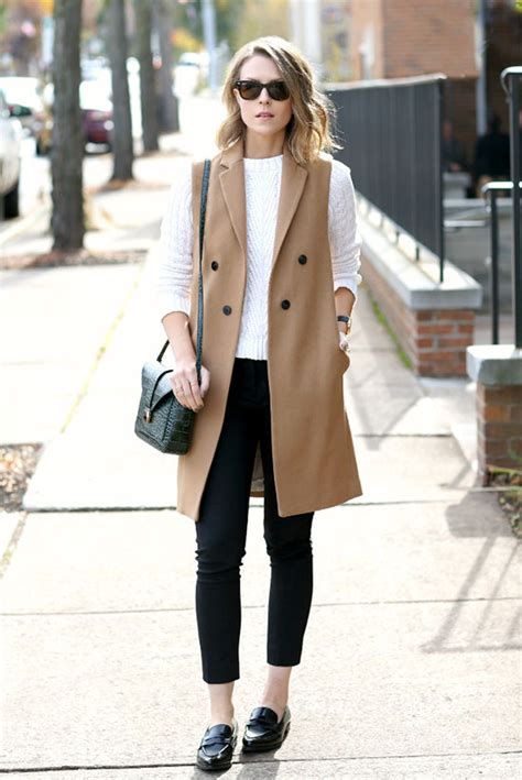 Winegreenbeige Stripe Casual Top 24540 23 vest ideas to upgrade your looks pretty designs