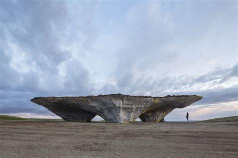 Landscape Structures Usa Ensamble Studio Sculptures Rise At Tippet Rise Center