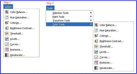tutorial gimp en pdf how to use color tools gimp tutorial