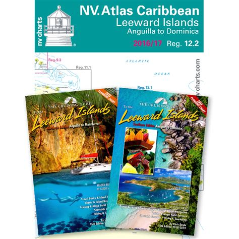 the cruising guide to the northern leeward islands books bundles cruising guides