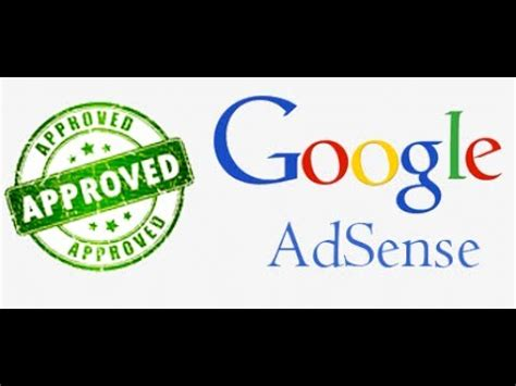 adsense not approved how to approve google adsense with blogger easily