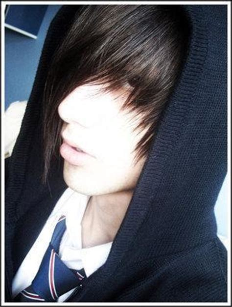 teenage boys black hairstyles cool medium emo boys hairstyles for teenage boys in spring