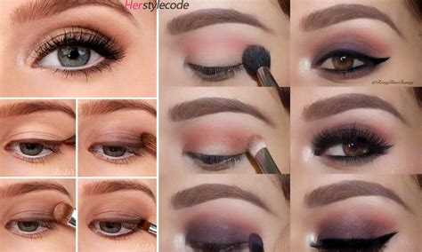 10 Steps For Makeup Look by 10 Easy Step By Step Makeup Tutorials For Beginners