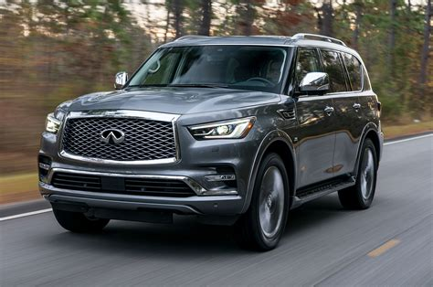 infiniti car qx80 infiniti cars coupe sedan suv crossover reviews