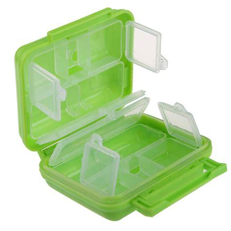 Portable Medicine Storage Box 1 pc portable 8 cells pocket pill medicine box storage
